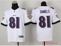 $22 for Wholesale cheap Nike NFL jersys Nike Baltimore Ravens 81 Owen Daniels White Elite NFL Jerseys .Minnesota Vikings Nike Jerseys,New England Patriots Nike Jerseys,New Orleans Saints Nike Jerseys,New York Giants Nike Jerseys,New York Jets Nike Jerseys,Oakland Raiders Nike Jerseys NFL,Philadelphia Eagles Nike Jerseys, and more jerseys sale
