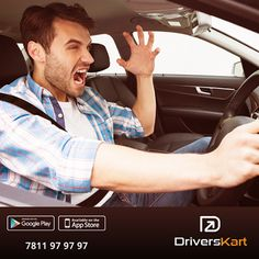 Its Weekend! Why getting into trouble of driving, #hire a verified driver from ‪#Driverskart‬ instead and stay relaxed! http://onelink.to/a58bqb ‪#Chennai‬ ‪#Mumbai‬ ‪#Bangalore‬ ‪#Pune‬ ‪#Delhi‬