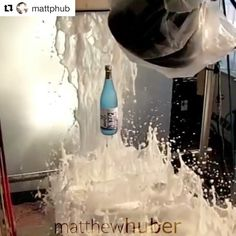 Thank you for sharing this super cool BTS video with us @mattphub!! #famousbtsvideo ________________ Repost @mattphub: Shirawakago sake splash bts #shirawakago #sake #splash #splashphotography #behindthescenes #famousbtsmag #productphotography #timingcontrol #pneumatic #diy #make Added by us: #bts #setlife  #famousbtsmagazine #famousbtsvideo
