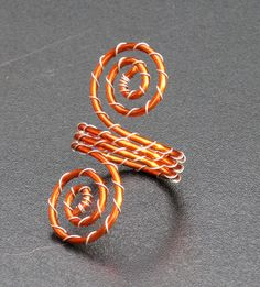 napkin ring ideas easy to make as decorative wire available in lots  of colours