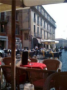 Outdoor Dining, Verona, Italy
