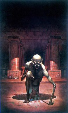 THE GHOUL BY LES EDWARDS
