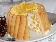 Charlotte à l'ananas et fromage blanc : Etape 5