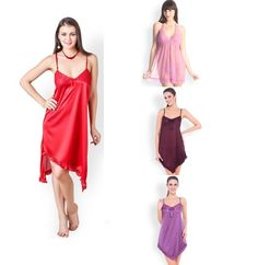 Buy Women's Nightdresses, Night Wear, Night Gowns, Nighty Starts At Rs 249 Lowest Price India. Get Upto 70% Discount On All Wedding Bridal Night Wear Collection. Night Wear Are Available in Red, Purple, Pink, Black, Blue, White, Brown, Golden, Maroon and many more From Myntra Coupons, Myntra Offers and Myntra Sale.