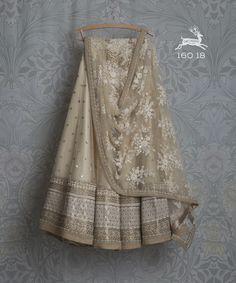 Swati Manish - Available Lehengas Lehenga Wedding, Party Wear Lehenga, Desi Wedding Dresses, Wedding Wear, Wedding Skirt, Wedding Bridesmaids, Prom Dresses, Indian Bridal Outfits, Indian Bridal Wear