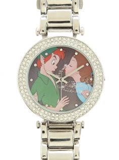 Disney Peter Pan Peter & Wendy Watch | Hot Topic