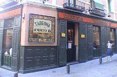Taberna Almendro 13 en Madrid, Madrid