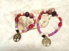 bracelets,jewelry,boho,mother daughter gift,mothers day gift, gift for daughter,unique gift,beaded bracelets,gift for mother,gift for her by HisHeartbeat on Etsy