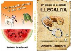 due #racconti di #AndreaLombardi http://www.chiscrive.eu/due-racconti-di-andrea-lombardi/ #ebook