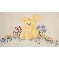 Addie's Baby Blanket Crochet Kit by Little Monkeys Designs