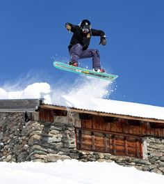 d924ac091c8 The Keys to landing Frontside 180 s on a snowboard