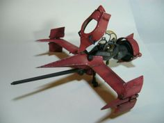 Cowboy BeBop - Swordfish II, Model 2405