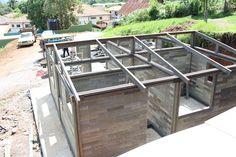 Galería de En 5 días se construyó esta vivienda con ladrillos de plástico reciclado - 9