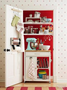 Clever Storage Closets
