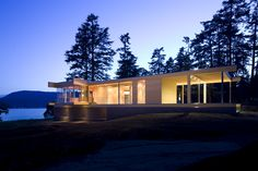 Gulf Islands Residence - Explore, Collect and Source architecture
