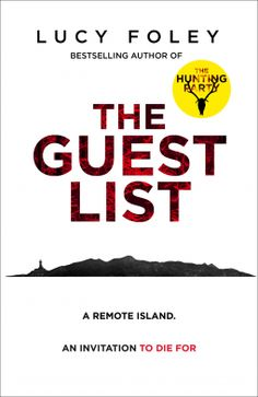 The Guest List | Lucy Foley | 9780008297183 | NetGalley