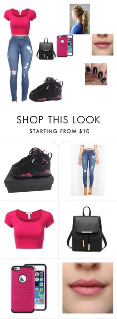"""""""perfect"""" by tkaigibson-1 on Polyvore featuring NIKE"""