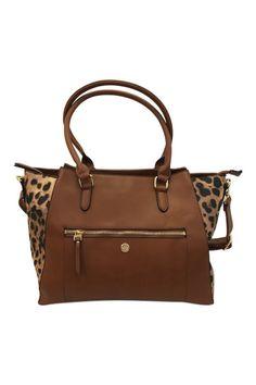 Ulrika design väska brun leopard a69c2f1f37671