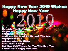 14 Best Happy New Year 2019 Quotes Images