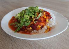 Mexican chili - Tasty Vegan Life