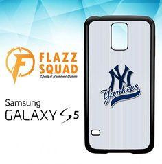 New York Yankees X4405 Samsung Galaxy S5 Case