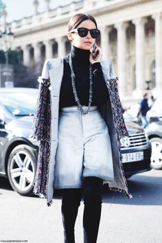 Miroslava Duma Fashion week