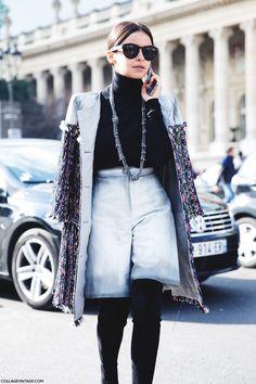 Miroslava Duma Fashion week