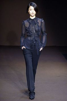 Andrew Gn Fall 2006 Ready-to-Wear Collection Photos - Vogue