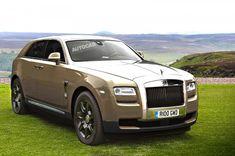 New Rolls Royce SUV