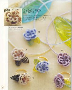bead rings and accessories