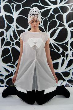 Deconstruct Shirt Dress