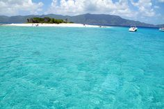 The Most Untouched Caribbean Islands