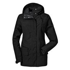 Doorout Angebote Schöffel Agnes1 Parka schwarz Damen Gr. 46: Category: Outdoorbekleidung > Damen > Winterjacken Item…%#Quickberater%