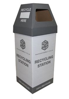 recycling office bins