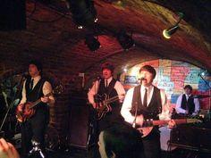 EUROPEAN TOP BEATLES TRIBUTE Cavern Club Liverpool