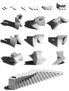 Galeria de Do digital ao construído: oficina de experimentação com tijolo em…