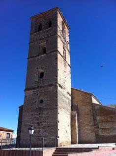 Publicamos la iglesia de Nuestra Señora de la Asunción en Erustes. #historia #turismo  http://www.rutasconhistoria.es/loc/nuestra-senora-de-laasuncion.erustes
