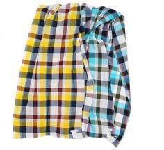 Engineered Garments  エンジニアドガーメンツ  Model  Scarf - Madras Check  スカーフ - マドラスチェック  Price  8,400 YEN Engineered Garments, Skirts, Shopping, Fashion, Moda, Fashion Styles, Skirt, Fashion Illustrations