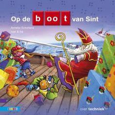 Zwijsen | Kinderboeken | Op de boot van sint | 4 - 6 jaar