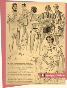 Modenschau Nr. 21   Beswingtes Allerlei - Swing, Mode der 40er und 50er Jahre und Leidenschaft!   Bloglovin'