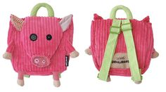 The Deglingos Backpack, Jambonos The Pig (Discontinued by Manufacturer) -- Be sure to check out this awesome product. (This is an affiliate link)