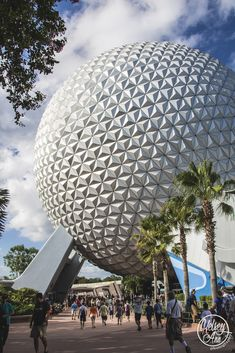Spaceship Earth :: | by _kelc Disney Love, Disney Magic, Disney Parks, Walt Disney World, Disney World Pictures, Spaceship Earth, Park Photography, Most Visited, Epcot