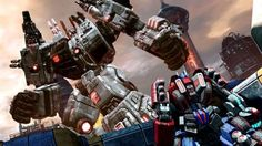 Transformers Fall of Cybertron Launch Trailer