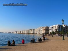 ● White Tower area on a beautiful sunny day! #Thessaloniki #white #tower  ● Θεσσαλονίκη - Λευκός Πύργος (ευρύτερη περιοχή)