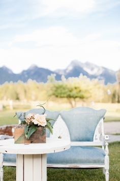 Sky Ridge Ranch Wedding  Read more - http://www.stylemepretty.com/2013/12/16/sky-ridge-ranch-wedding/