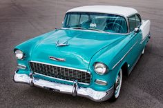 55 Chevy Belair..