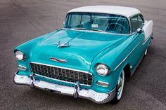 55 Chevy Bel-air