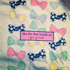 @Abby Christine Jarman My sorority is getting these shirts for formal!! with vinyard vine (the little whales) inside the ties!