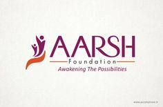 Logo Design for an NGO working for Women & Child Development by Purple Phase Communications. www.purplephase.in