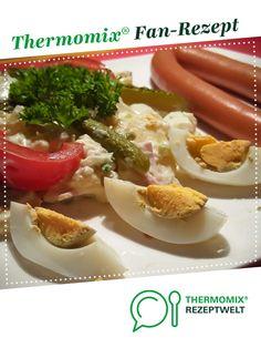 """Kartoffelsalat """"Mama-Style"""" von Bockauf. Ein Thermomix ® Rezept aus der Kategorie Vorspeisen/Salate auf www.rezeptwelt.de, der Thermomix ® Community."""